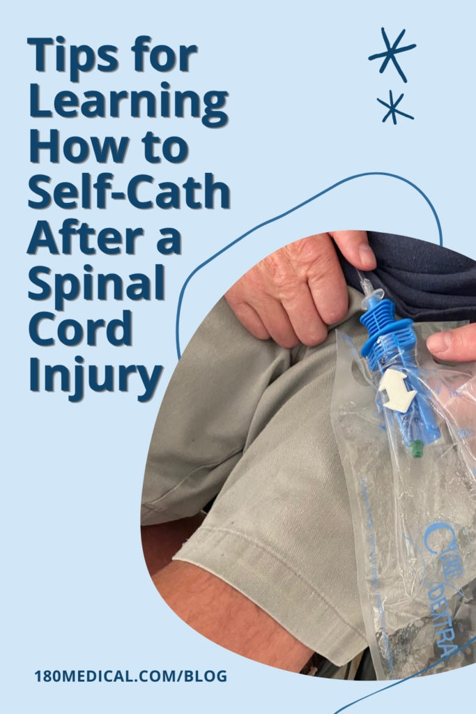Tips for Learning How to Self-Catheterize After Spinal Cord Injury