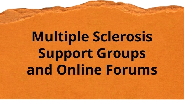 multiple sclerosis support groups and forums
