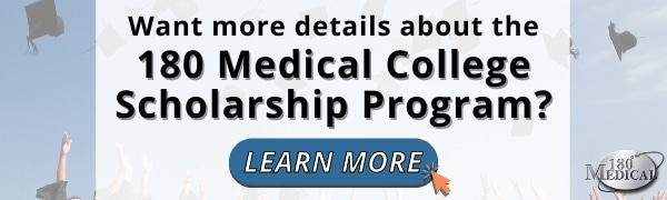 Link to 180 Medical Scholarship Page