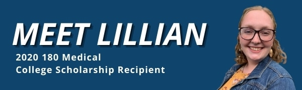 Meet Lillian 2020 180 Medical Ostomy Scholarship Recipient