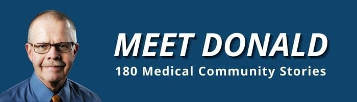 Living with BPH - Donald's 180 Medical Community Story