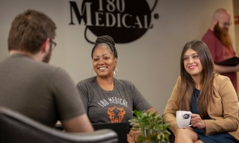 diversity and inclusion at 180 Medical